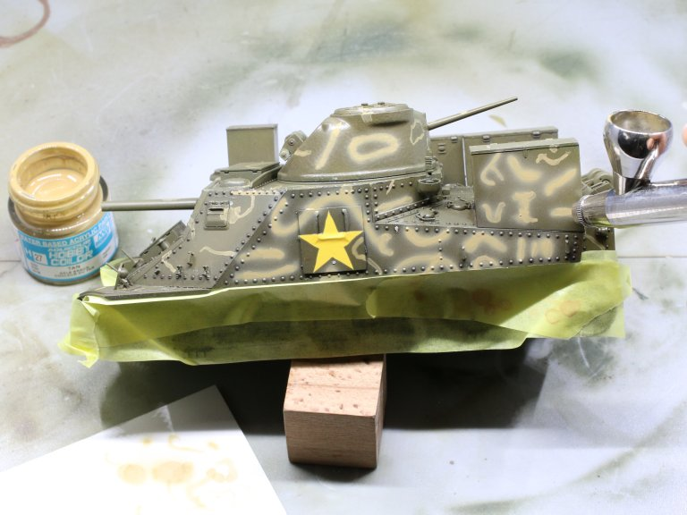 19 Build Review M31 U.S. Tank Recovery Vehicle 1:35 Takom (#2088)