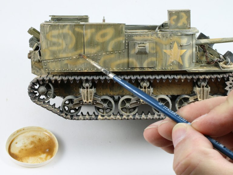 24 Build Review M31 U.S. Tank Recovery Vehicle 1:35 Takom (#2088)