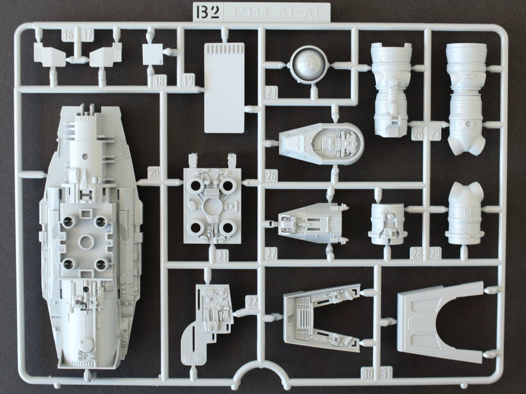 B2 AT-AT 1:144 Bandai/Revell (0214476 )