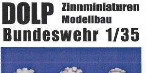 Bundeswehr Köpfe Set III 1:35 Dolp (BZW 03)