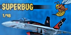 "F-18E ""Superbug"" als Limited Edition von Eduard #11129"