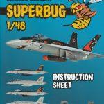 """Eduard-11129-F-18E-Superbug-56-150x150 F-18E """"Superbug"""" als Limited Edition von Eduard #11129"""