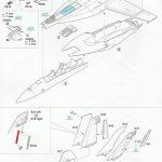 """Eduard-11129-F-18E-Superbug-62-150x150 F-18E """"Superbug"""" als Limited Edition von Eduard #11129"""