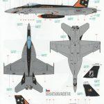 """Eduard-11129-F-18E-Superbug-69-150x150 F-18E """"Superbug"""" als Limited Edition von Eduard #11129"""