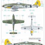 Eduard-4461-Fw-190-D-9-4-150x150 Focke Wulf FW 190 D-9 in 1:144 von Eduard # 4461