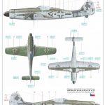 Eduard-4461-Fw-190-D-9-7-150x150 Focke Wulf FW 190 D-9 in 1:144 von Eduard # 4461