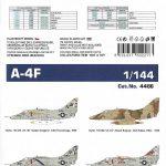 Eduard-4466-A-F-21-150x150 A-4F Skyhawk in 1:144 von Eduard #4466