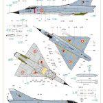 Eduard-8103-Mirage-III-C10-150x150 Mirage IIIC in 1:48 von Eduard # 8103