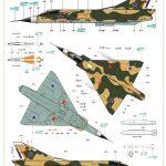 Eduard-8103-Mirage-III-C11-150x150 Mirage IIIC in 1:48 von Eduard # 8103
