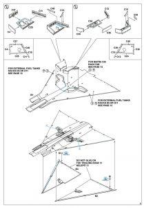 Eduard-8103-Mirage-III-C14-209x300 Eduard 8103 Mirage III C14