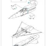Eduard-8103-Mirage-III-C15-150x150 Mirage IIIC in 1:48 von Eduard # 8103