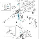 Eduard-8103-Mirage-III-C2-150x150 Mirage IIIC in 1:48 von Eduard # 8103