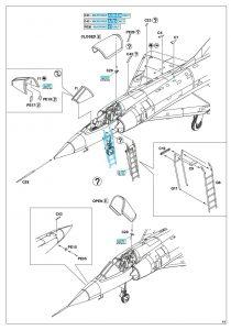 Eduard-8103-Mirage-III-C2-210x300 Eduard 8103 Mirage III C2