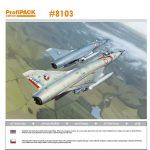 Eduard-8103-Mirage-III-C20-150x150 Mirage IIIC in 1:48 von Eduard # 8103