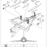 Eduard-8103-Mirage-III-C4-150x150 Mirage IIIC in 1:48 von Eduard # 8103