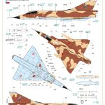 Eduard-8103-Mirage-III-C7-150x150 Mirage IIIC in 1:48 von Eduard # 8103