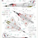 Eduard-8103-Mirage-III-C8-150x150 Mirage IIIC in 1:48 von Eduard # 8103