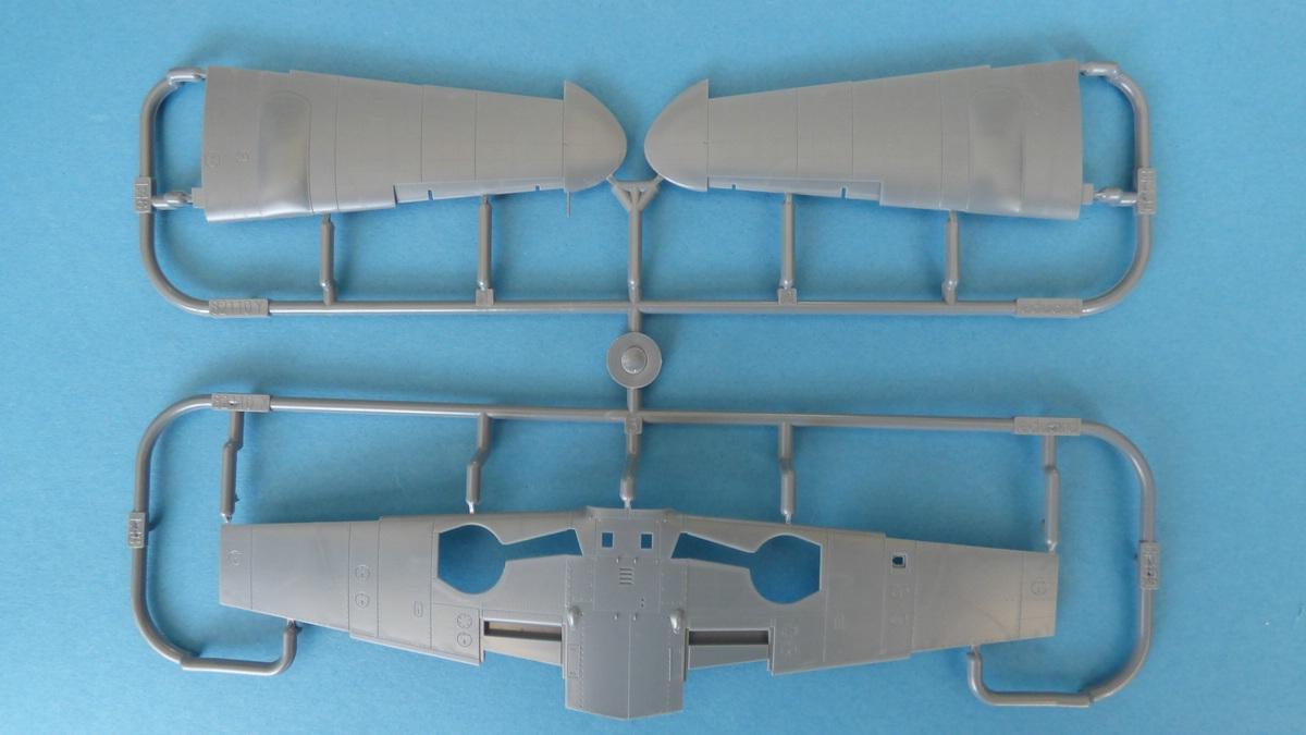 Eduard-82161-Bf-109-G-10-WNF-Diana-13 Avia S-99 / C-10 in 1:48 von Eduard #11122
