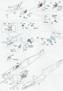 Eduard-82161-Bf-109-G-10-WNF-Diana-24-207x300 Eduard 82161 Bf 109 G-10 WNF Diana (24)