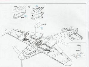 Eduard-82161-Bf-109-G-10-WNF-Diana-30-300x227 Eduard 82161 Bf 109 G-10 WNF Diana (30)