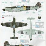 Eduard-82161-Bf-109-G-10-WNF-Diana-32-150x150 Messerschmitt Bf 109 G-10 WNF/Diana in 1:48 Eduard Profi-Pack #82161