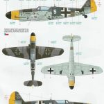 Eduard-82161-Bf-109-G-10-WNF-Diana-33-150x150 Messerschmitt Bf 109 G-10 WNF/Diana in 1:48 Eduard Profi-Pack #82161