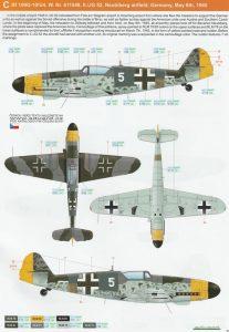 Eduard-82161-Bf-109-G-10-WNF-Diana-33-207x300 Eduard 82161 Bf 109 G-10 WNF Diana (33)