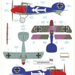 Eduard-8408-Albatros-D.V-WEEKEND-Bemalungsanleitung-2-150x150 Albatros D.V in 1:48 Eduard WEEKEND #8408