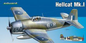 Hellcat Mk. I in 1:48 von Eduard WEEKEND #8435