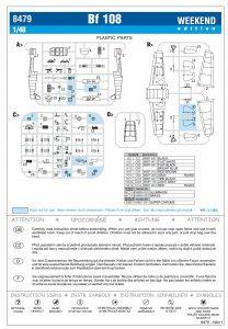 Eduard-8479-Bf-108-Taifun-WEEKEND-Bauanleitung-208x300 Eduard 8479 Bf 108 Taifun WEEKEND Bauanleitung