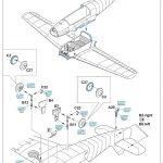 Eduard-8479-Bf-108-Taifun-WEEKEND-Bauanleitung4-150x150 Messerschmitt Bf 108 Taifun Eduard WEEKEND # 8479