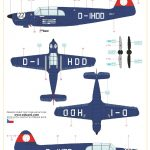 Eduard-8479-Bf-108-Taifun-WEEKEND-Bemalung-1-150x150 Messerschmitt Bf 108 Taifun Eduard WEEKEND # 8479