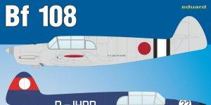 Messerschmitt Bf 108 Taifun Eduard WEEKEND # 8479