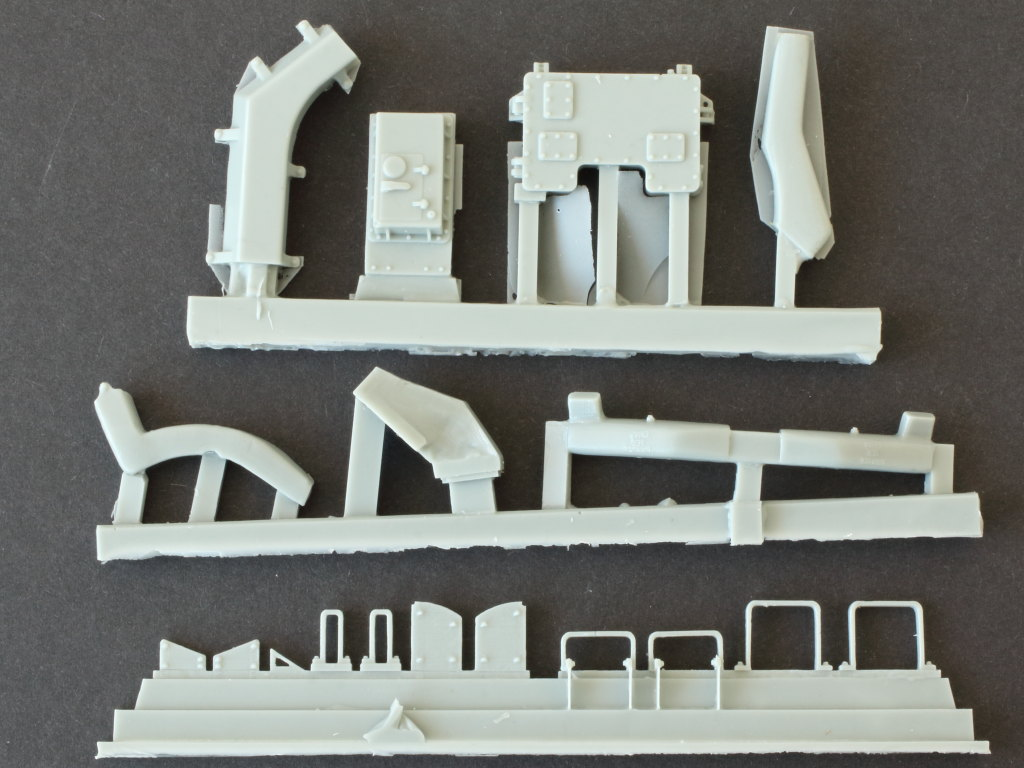 IMG_0068 M48A1 Dozer Blade Kit 1:35 Perfect Scale (#35154)