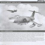 Kinetic-Gold-48083-F-104G-Starfighter-42-150x150 F-104G Luftwaffe Starfighter in 1:48 von KINETIC #48083