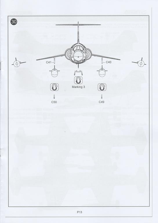 Kinetic-Gold-48083-F-104G-Starfighter-54 F-104G Luftwaffe Starfighter in 1:48 von KINETIC #48083