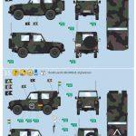 Revell-03277-LKW-leicht-Wolf-Markierung1-150x150 LKW gl le WOLF in 1:35 von Revell 03277