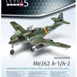 Revell-03875-Me-262-A-1-Bauplan1-150x150 Messerschmitt Me 262 A-1/A-2 in 1:32 von Revell # 03875