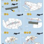 Revell-03875-Me-262-A-1-Bauplan12-150x150 Messerschmitt Me 262 A-1/A-2 in 1:32 von Revell # 03875