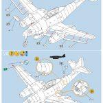 Revell-03875-Me-262-A-1-Bauplan17-150x150 Messerschmitt Me 262 A-1/A-2 in 1:32 von Revell # 03875