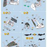 Revell-03875-Me-262-A-1-Bauplan3-150x150 Messerschmitt Me 262 A-1/A-2 in 1:32 von Revell # 03875