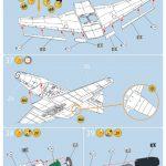 Revell-03875-Me-262-A-1-Bauplan8-150x150 Messerschmitt Me 262 A-1/A-2 in 1:32 von Revell # 03875