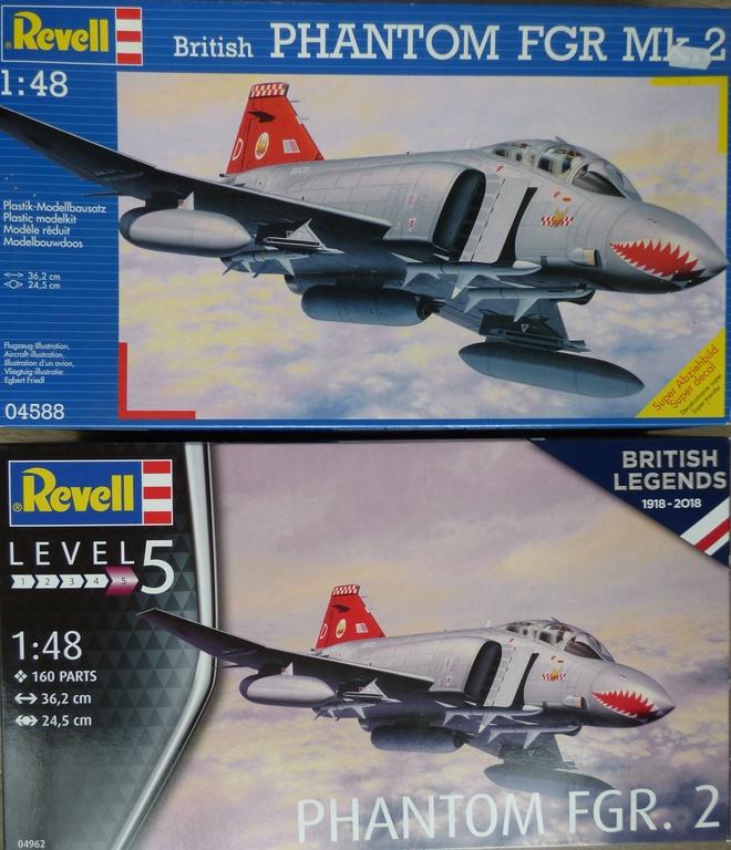 Revell-04962-Phantom-FGR-2 Phantom FGR 2 in 1:48 von Revell # 04962