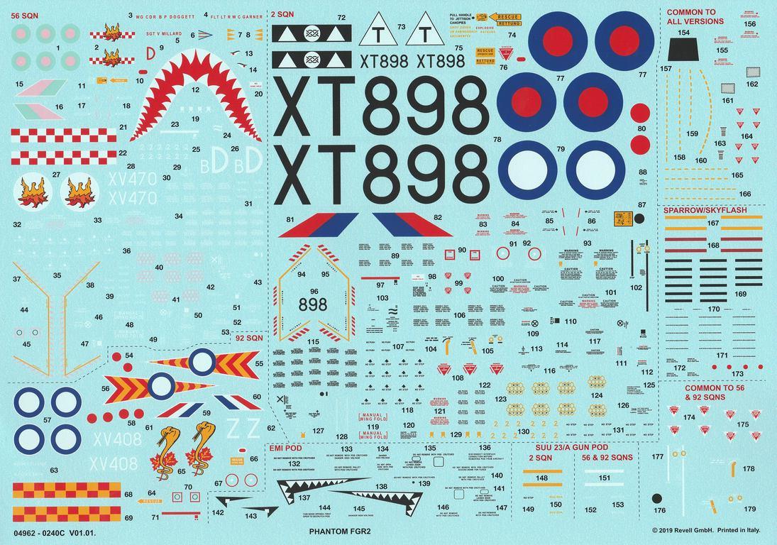 Revell-04962-Phantom-FGR-30 Phantom FGR 2 in 1:48 von Revell # 04962