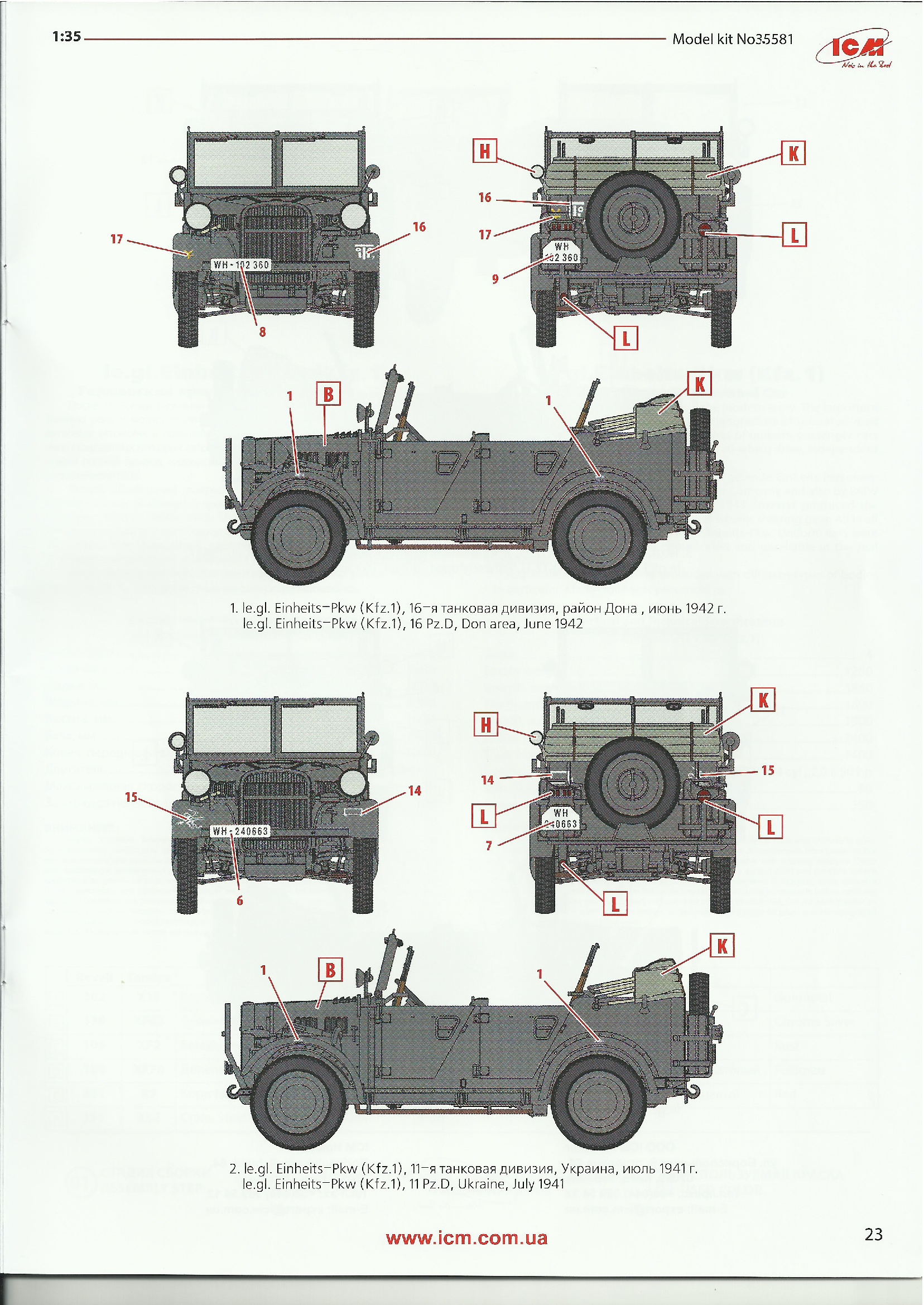 2019-09-04_Bauplan-ICM-Kfz_-1-023 Wehrmacht Off-Road Cars in 1:35 von ICM # DS3503
