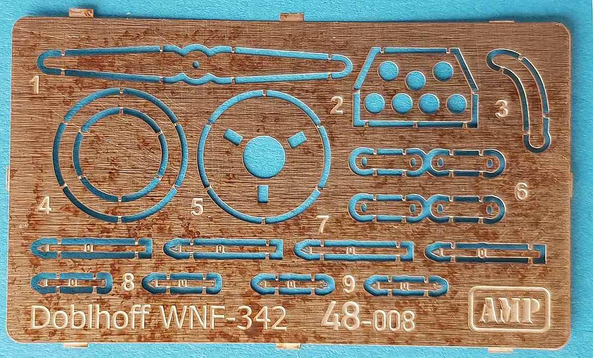 AMP-48008-Doblhoff-WNF-342-10 Doblhoff WNF-342 in 1:48 von AMP #48008