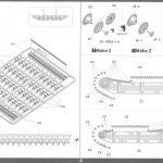 Anleitung05-2-150x150 Jagdpanther G1 Early Production w/Zimmerit & Schwerer Plattformwagen Type SSys 1:35 Takom (2125X)