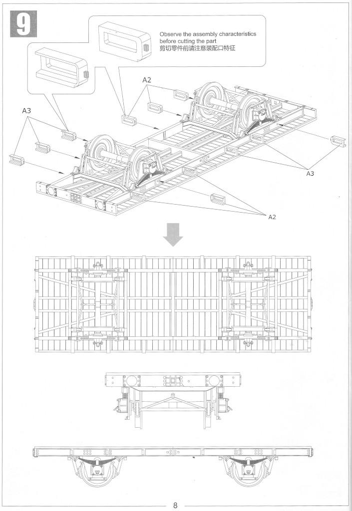 Anleitung08-1 Gedeckter Güterwagen G10 (6in1) - Red Cross 1:35 Sabre Model (35A01-RCSP)