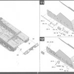 Anleitung08-2-150x150 Jagdpanther G1 Early Production w/Zimmerit & Schwerer Plattformwagen Type SSys 1:35 Takom (2125X)