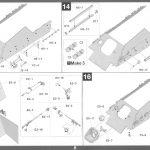 Anleitung09-2-150x150 Jagdpanther G1 Early Production w/Zimmerit & Schwerer Plattformwagen Type SSys 1:35 Takom (2125X)